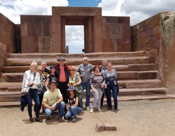 Peru i Boliwia, styczen 2019