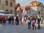 Wiec solidarnosci z Bialorusia 11.10.20